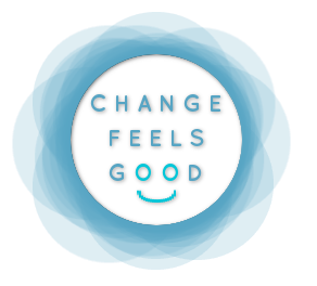 Change Feels Good logo